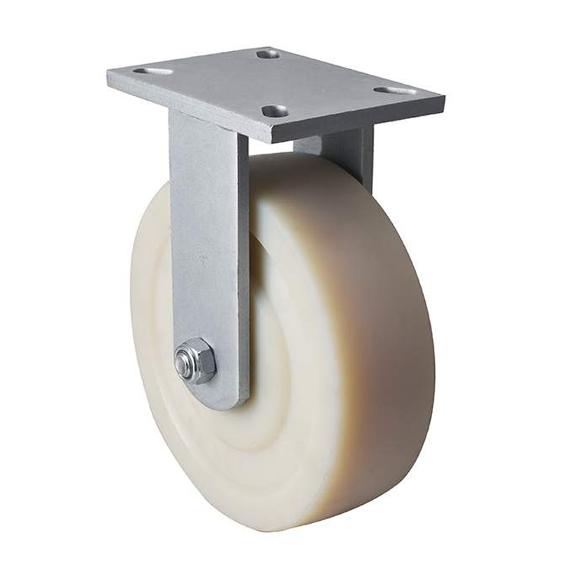 "EDL Extra-Heavy 10"" 1800kg Rigid MC Caster 931010-9310-26"